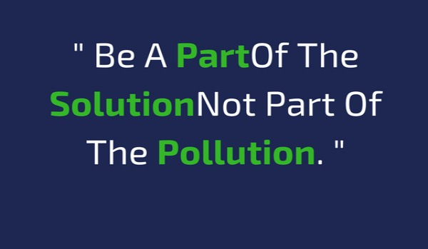 pollution control day slogan images