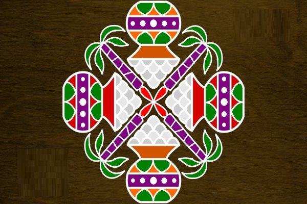 pongal_special_rangoli_design