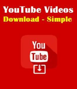 youtube videos download simple tricks