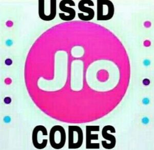Jio SIM Number All USSD Code check