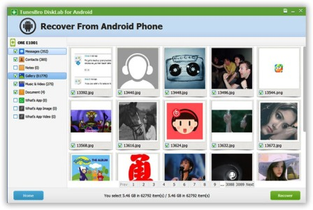 recover your deleted file