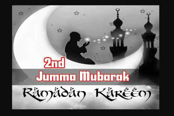 Ramzan ka dusra jumma mubarak images – Second Jumma Mubarak of Ramadan HD Wallpapers for WhatsApp
