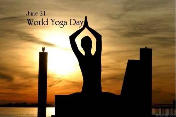 योग दिवस पर शायरी – International Yoga Day Shayari in Hindi, Status & SMS for WhatsApp & Facebook