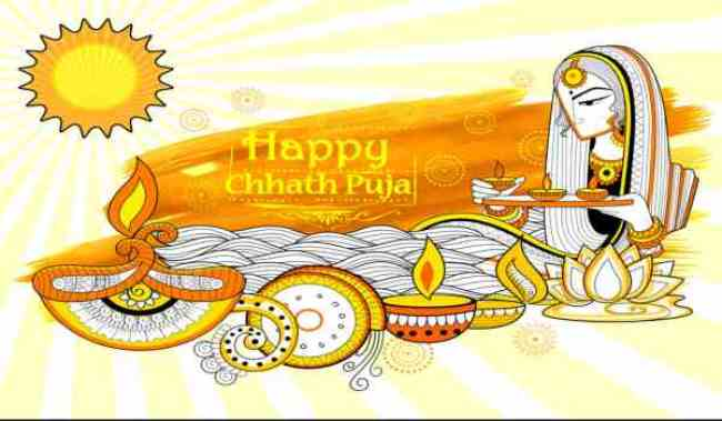 Chhath puja hd wallpaper