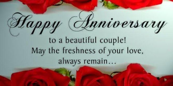 Get Here Happy Anniversary Bhaiya And Bhabhi Images In Hindi