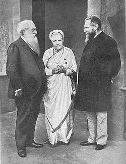 Annie Besant Biography in hindi - एनी बेसेंट जीवनी