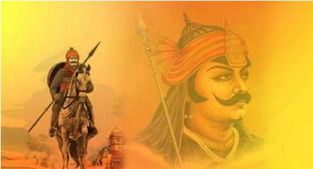 Maharana Pratap in Hindi - maharana pratap in hindi history