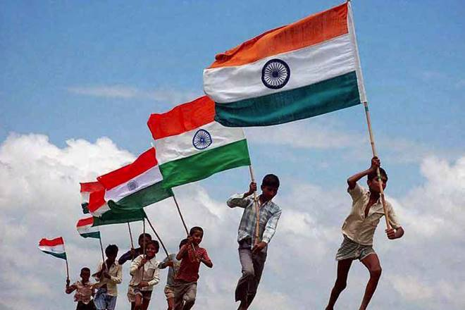 Independence Day Sms in hindi ,स्वतंत्रता दिवस पर एसएमएस , 15 August Sms in Hindi , स्वतंत्रता दिवस पर एसएमएस हिंदी में Happy Independence Day 2018 .