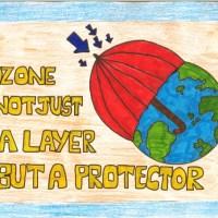 विश्व ओज़ोन दिवस पर स्पीच 2018 - World Ozone Day Speech in Hindi