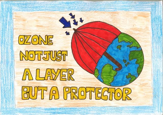 विश्व ओज़ोन दिवस पर स्पीच 2018 – World Ozone Day Speech in Hindi