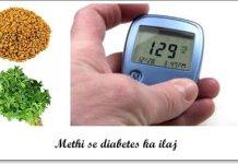 methi diabetes