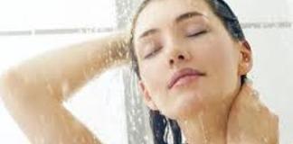 bathing during fever