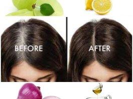 make white hair black again