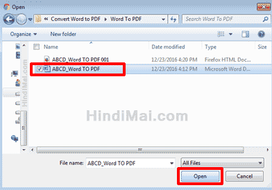 How To Convert Microsoft Word Document into PDF File Format in Hindi , Convert Word Document to PDF File For Free in Hindi how to convert microsoft word document into pdf file format in hindi How To Convert Microsoft Word Document into PDF File Format in Hindi How To Convert Microsoft Word Document into PDF File Format in Hindi 06
