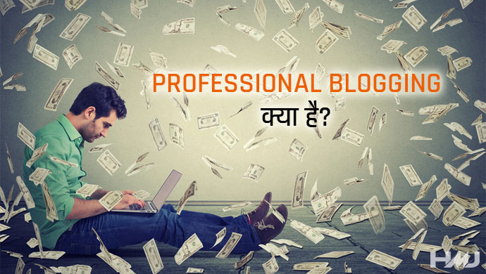 Professional Blogging Kya Hai Hindi