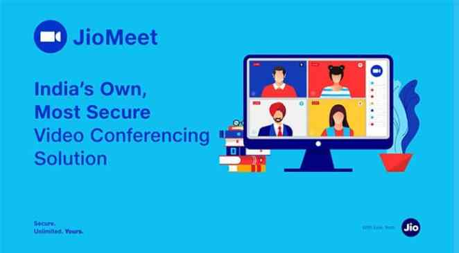 what is jio meet