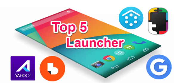 Android Phone ke liye Top 5 Best launcher App | Hindi Me Help