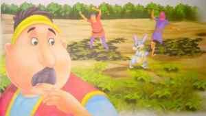 बेचारा माली Hindi story moral