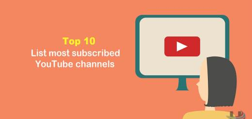 Top 10 YouTube Channels