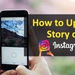 Instagram me story