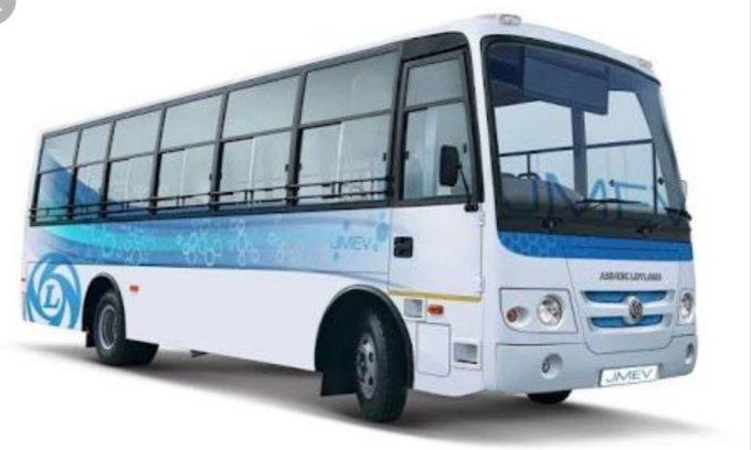 Bus Prayagraj