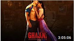 Ghajini full hindi movie HD 2008