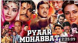 Pyaar Mohabbat hindi full movie HD 1988