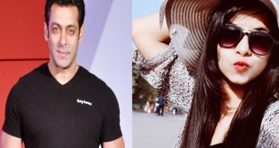 dhinchak pooja and salman khan