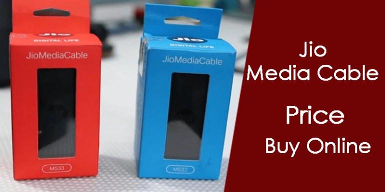 Jio Media Cable