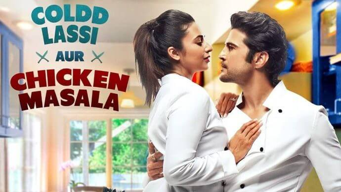 Coldd Lassi Aur Chicken Masala  hindi web series alt balaji