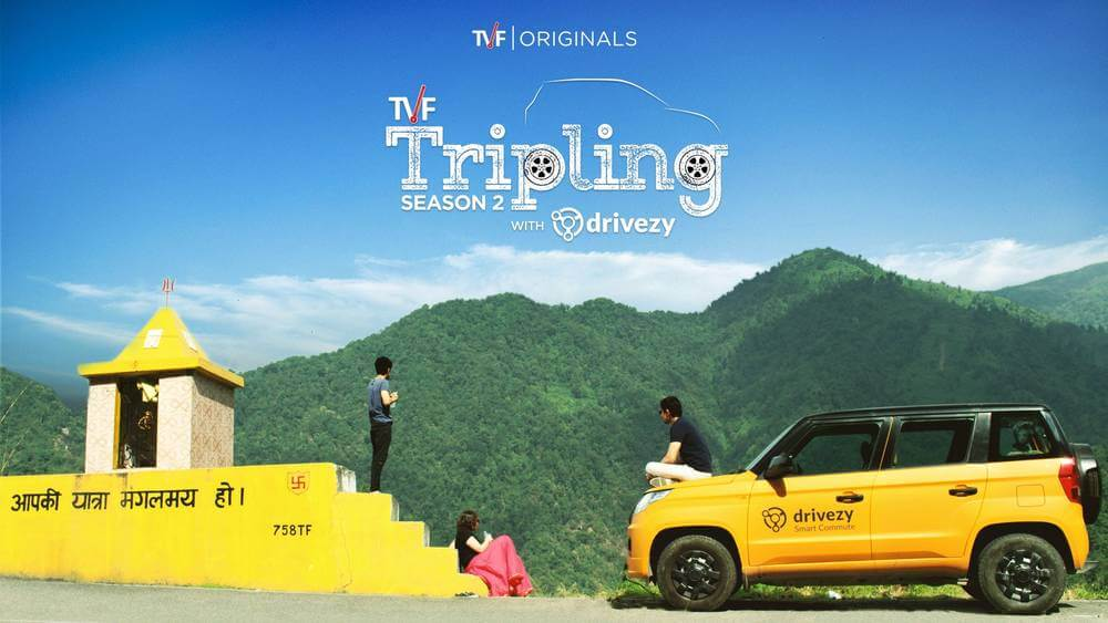 TVF Tripling web series hindi
