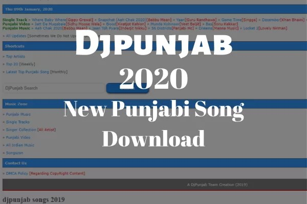 DJPunjab Download Latest MP3 songs Punjabi Song mp3 Download