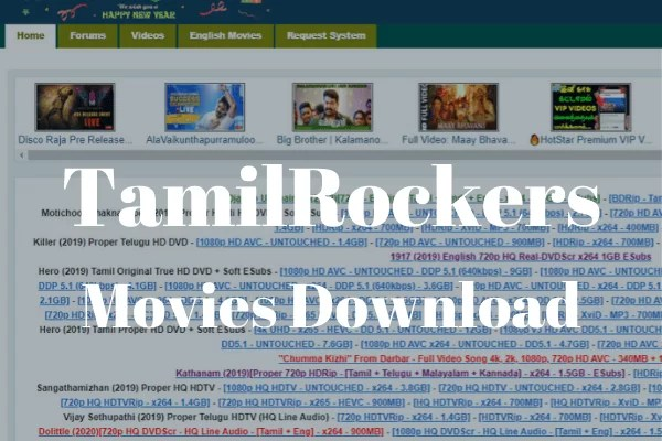 TamilRockers South ki Film