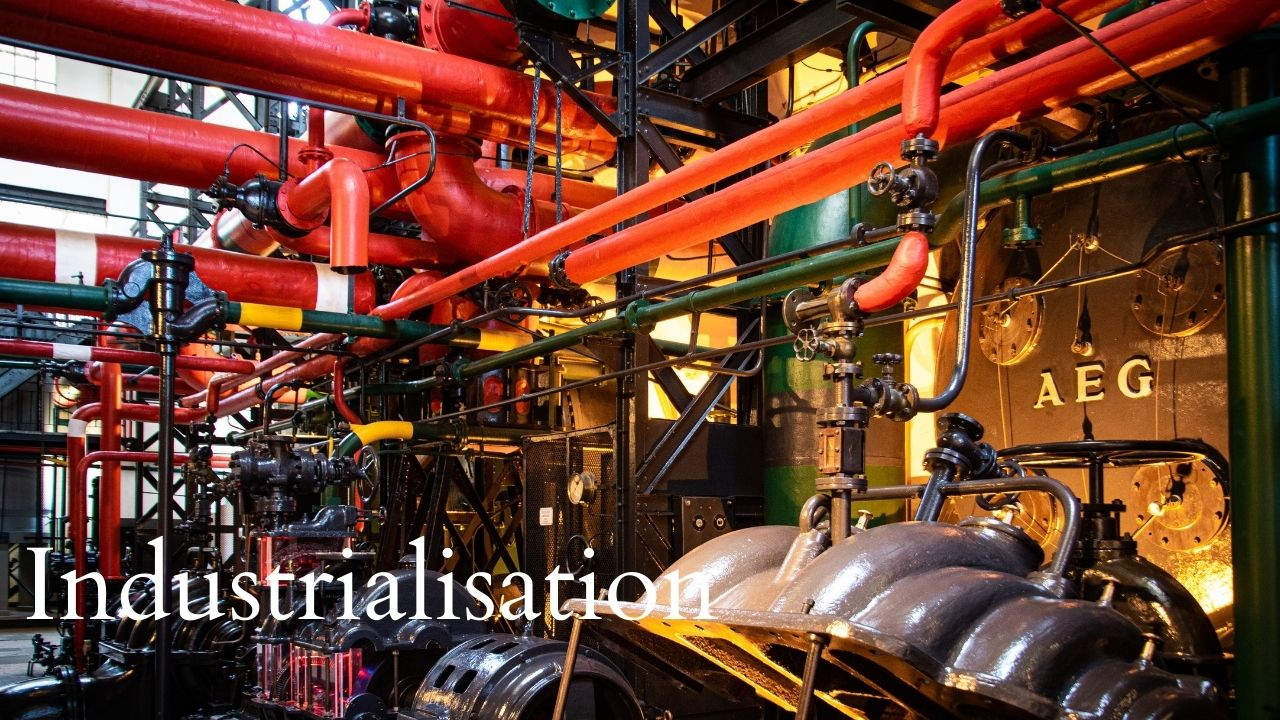 You are currently viewing What is Industrial, Meaning, Definition, Beginning Of Industrialisation
