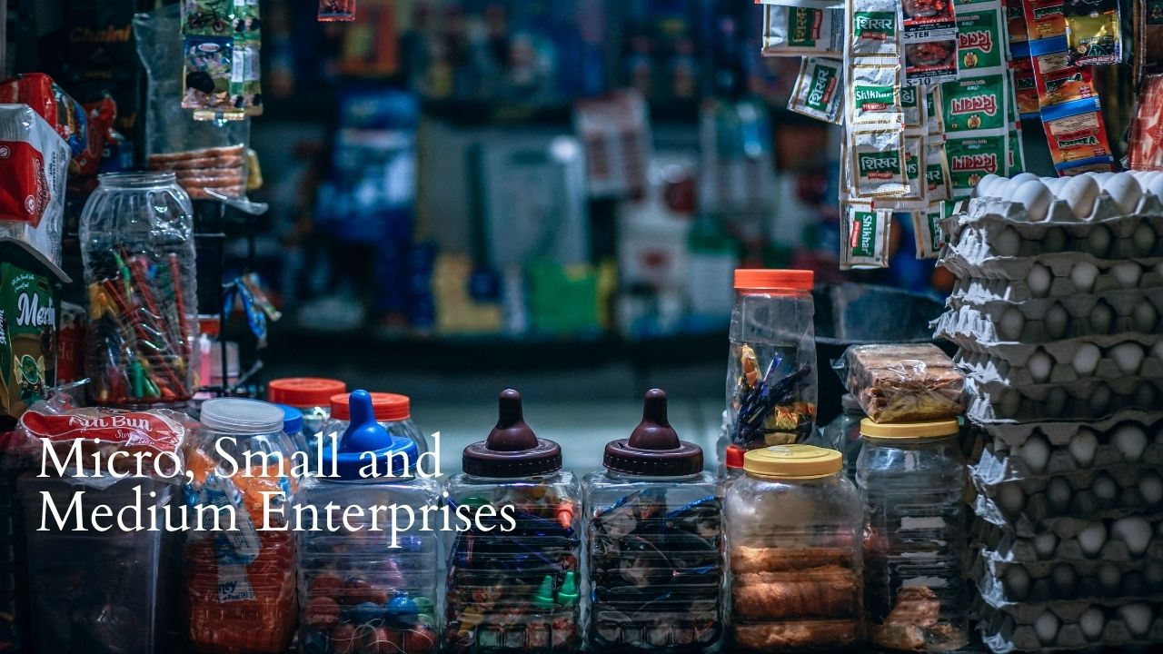 You are currently viewing What is MSME, Meaning, Definitions of Micro, Small and Medium Enterprises, Benefit