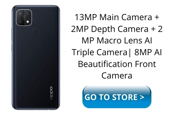 oppo a15s mobile phone