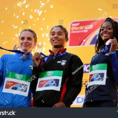 hima das won gold medal for india