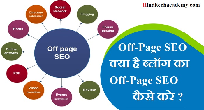 What is Off Page SEO in Hindi Off Page SEO क्या है ?