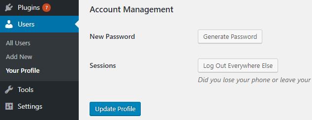 WordPressWebsite के Admin Password को Change य Reset कैसे करें ?