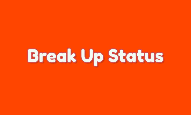 Breakup Status in Hindi For Whatsapp