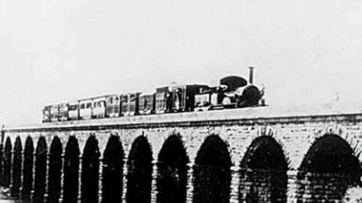 Mumbai to thane pehli train