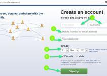 New Facebook Account ID कैसे बनाए (मोबाइल और कंप्यूटर पर)