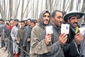 Read more about the article भारी मतदान का अर्थ हैभाजपा की दस्तक