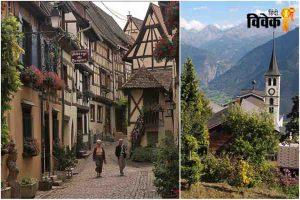 Read more about the article विकसित देशों के विकसित गांव…!