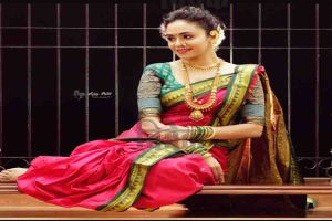 भारतीय सौंदर्य का दर्शन कराने वाली  फैशन
