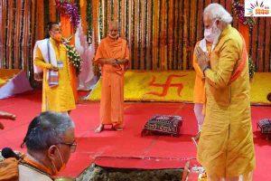 Read more about the article राजनीति में हिंदुत्व का अधिष्ठान भी मंदिर निर्माण