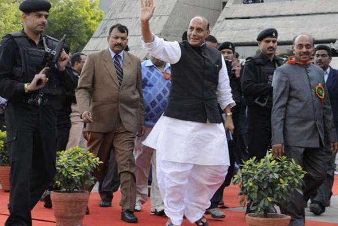 Rajnath Singh - Defence Minister