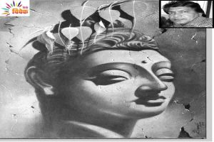 Read more about the article कला रंग सौन्दर्य के फुजारी हैं रामजी शर्मा