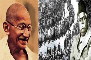 Read more about the article जी हां, गांधी को समझना हो तो संघ की शाखा में आइए