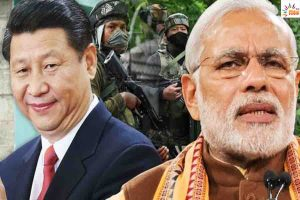 भारत-चीन सम्बंधों की तनातनी